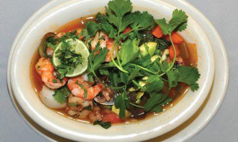 Ensaladas/Salads – Caldos/Soups